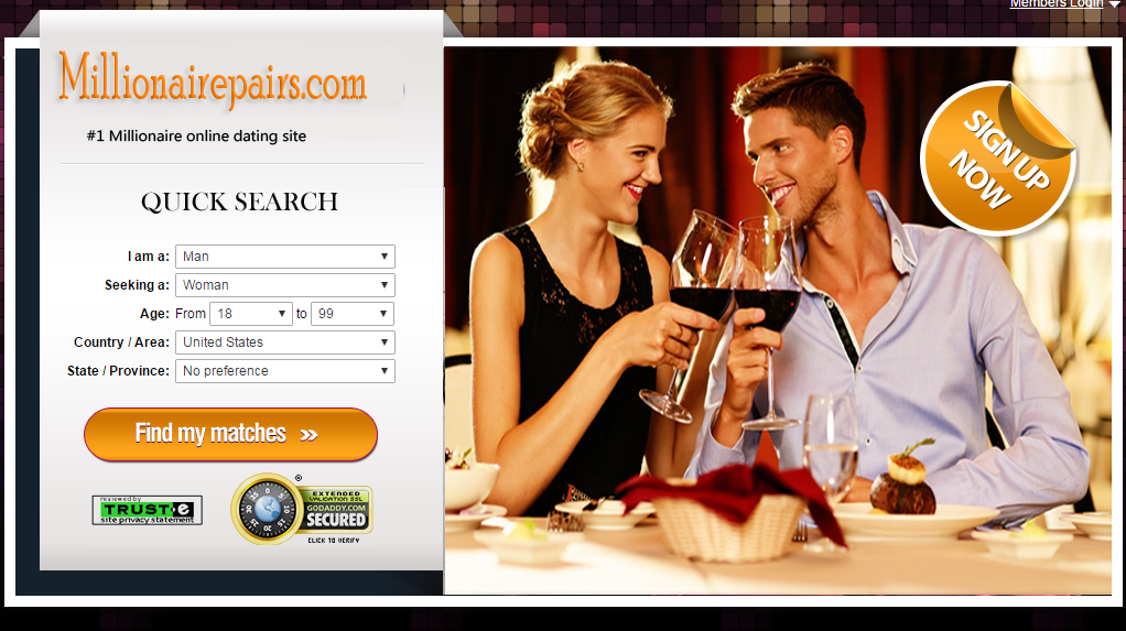 Best millionaire dating websites