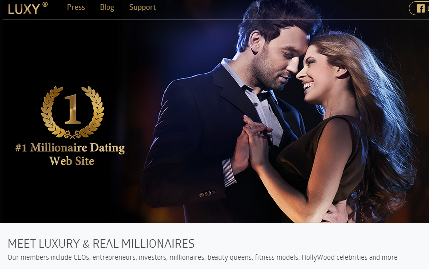Millionaire free dating sites