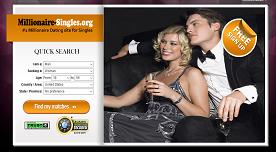 Millionaire dating sites